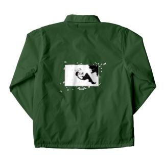 SHUNMIN_yoko Coach Jacket