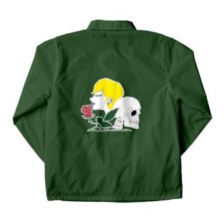 綺麗な薔薇には棘があるカラーバリエーション Coach Jacket