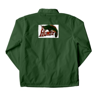 Hungry fish Coach Jacket