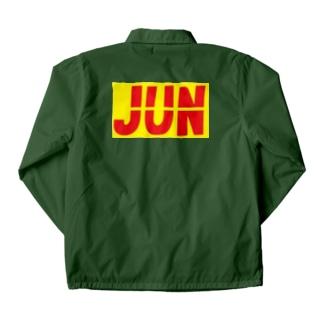 JUN  グッズ 4 Coach Jacket