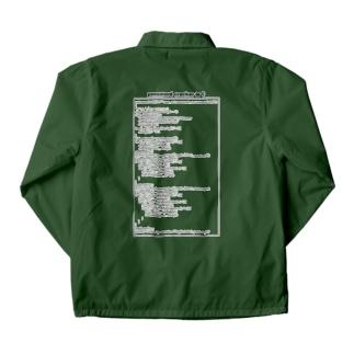 パスワードハッキング(クラッキング):プログラム:C言語:プログラマ:システムエンジニア:ネットワーク Coach Jacket