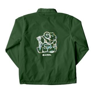 LIVINGMOOL 羊 Coach Jacket