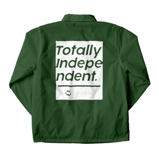 Totally Independent Jacket Coach Jacket