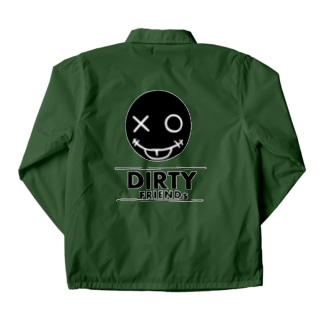 DIRTY FRIENDs Love.ver Coach Jacket