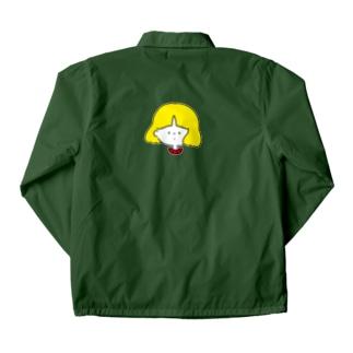 女の子A Coach Jacket