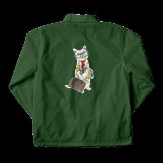 Rock catのサラリーキャット Coach Jacket