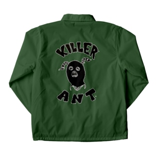 KILLER ANT Coach Jacket