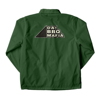DA! BBQ MAFIA _ SeC Coach Jacket