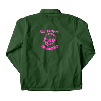 My Friend SPARROW Coach Jacket
