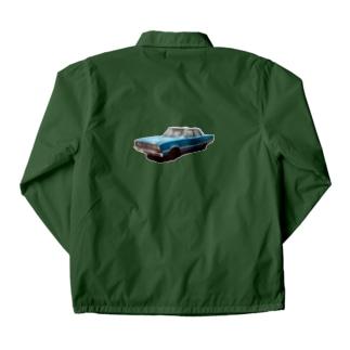 アメリカン車 Coach Jacket