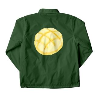 メロンパン Coach Jacket