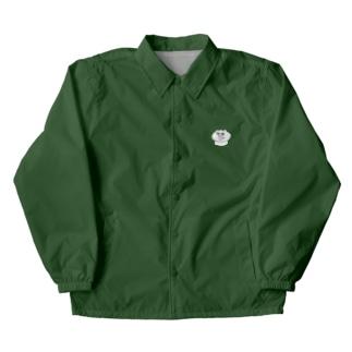 シンプルなぶた Coach Jacket