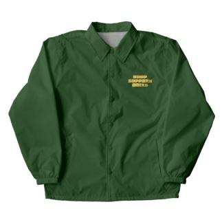 KEEP SAPPORO WEIRD Coach Jacket