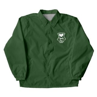 マレーグマ(ロゴあり2) Coach Jacket