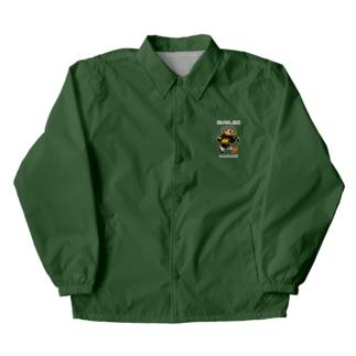 トビダスナ № 002 Coach Jacket
