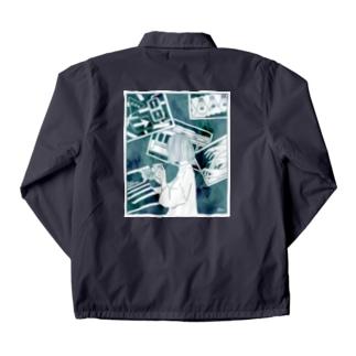 frame Coach Jacket