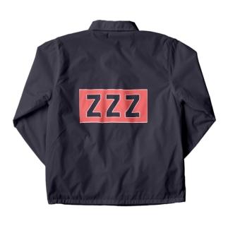 Sleeping Dog [Pink] Coach Jacket