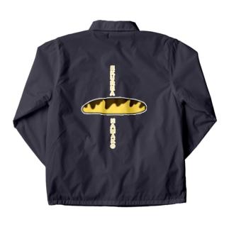 エクレアナマコ Coach Jacket