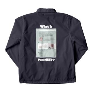What is PRONEET? Coach Jacket