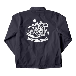 diamond trail Coach Jacket