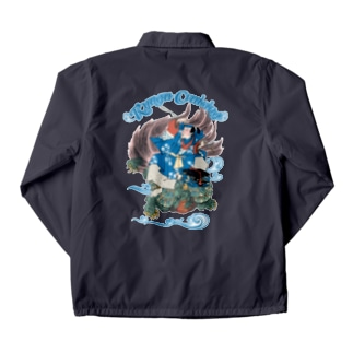 Ryugu Cruising Coach Jacket