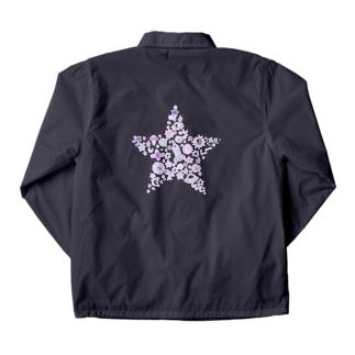 星型宇宙 Coach Jacket