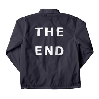 THE END Coach Jacket