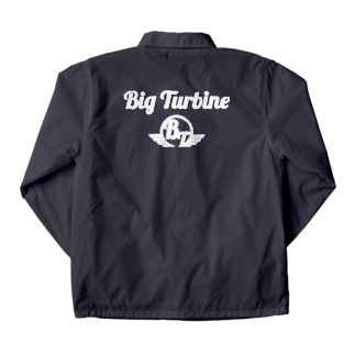 Big Turbine Coach Jacket