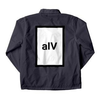 A4 Coach Jacket