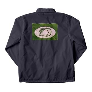 ミステリーサークル1 Coach Jacket