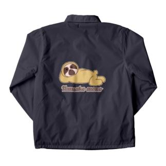 Namake-mono Coach Jacket