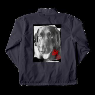 NM商会NAGオリジナルTシャツの愛しい貴女 Coach Jacket