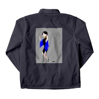 ダンスのおわり Coach Jacket