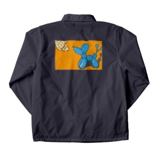 GOOD BOY(BLUE) Coach Jacket