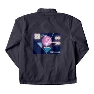 1989・東京〜CM〜 Coach Jacket