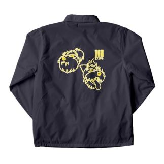 25396黄色 Coach Jacket