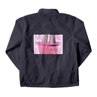 leg pot Coach Jacket