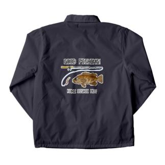 マハタ_1 Coach Jacket