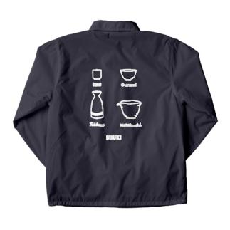 酒器-shuki- (W) Coach Jacket