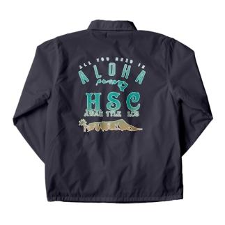 〔Back Print〕 H.S.C. Gradation Coach Jacket