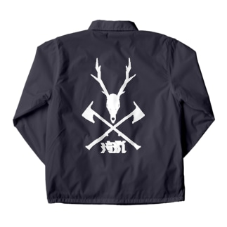 「狩猟」コーチジャケット Coach Jacket