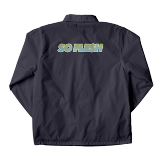 rootyのSO FLESH Coach Jacket