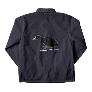 オオバン Coach Jacket