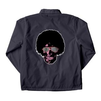 Funky Skull!!!! Coach Jacket