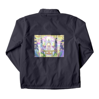 天照大神~AMATERASU~ Coach Jacket