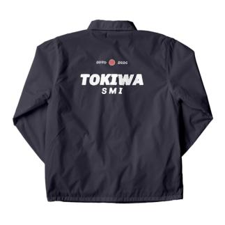 トキワ弦楽器X Coach Jacket