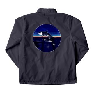 orca Coach Jacket