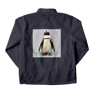 penguin. Coach Jacket