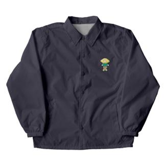 Lemon Coach Jacket