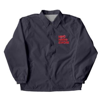 ナイプーナゴシンカー Coach Jacket